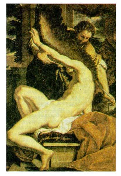 Myth Of Icarus.